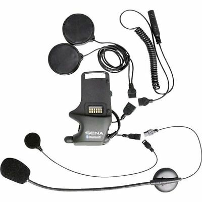 Sena SMH10 Helmet Mount Kit For Earbuds Or Speakers With Universal Microphone