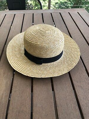 Kid's COUNTRY ROAD straw hat