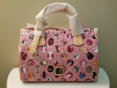 Dooney & Bourke Disney Dogs Stachel NWT