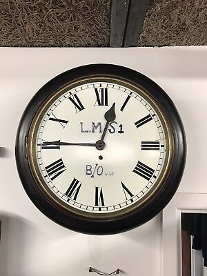 Fusee 12 Inch Dial Clock.