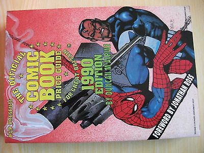 Comic Book Price Guide 1990 (Special Edition)
