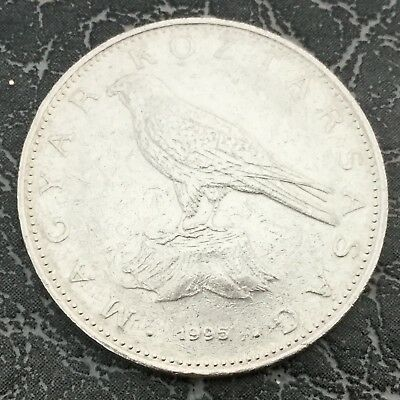 1995  50 Forint Coin from Hungary