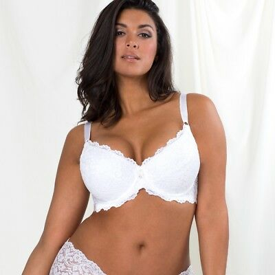 e039ddb23c Smart   Sexy Curvy Signature Lace Push-Up Bra With Added Support White