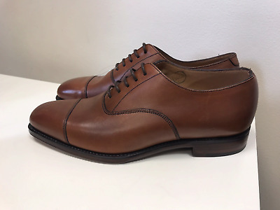 63f1d72957e LOAKE MEN'S LEATHER Aldwych Shoes Size UK7 Mahogany - £100.00 ...