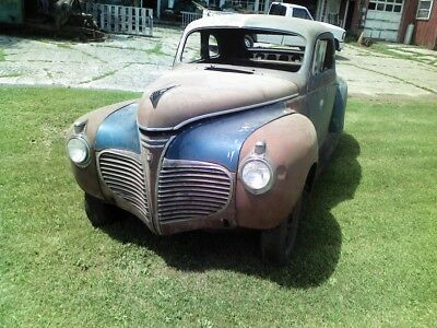 1941 Plymouth Other  1941 Plymouth coupe for sale. Car needs restored or Hot,Rat Rod