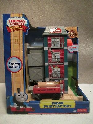 FISHER PRICE THOMAS & Friends Wooden Lady BDG00 - NEW - $33 00