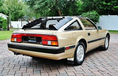 1985 Nissan 300ZX 1985 Nissan 300ZX 1985 Nissan 300ZX T-Top 3L V6 Manual Fully Loaded Low Miles