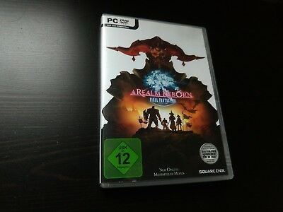 Final Fantasy XIV Online: A Realm Reborn (PC, 2013, DVD-Box)