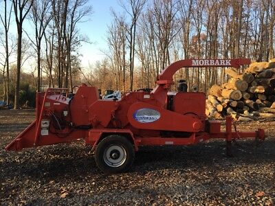 Morbark Hurricane 2400XL with 440 Hours!!!  (#2473)