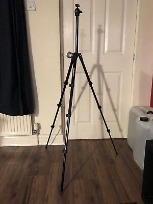 manfrotto compact light tripod with ball head camera dslr csc photography