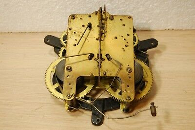Seth Thomas Model 89AG westminster sonora chime Clock Main Movement