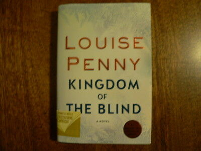 Kingdom of the Blind by Louise Penny 2018 Hardcover