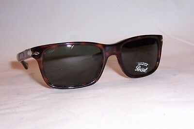 672bf39091 NEW AUTHENTIC PERSOL PO3048S 3048 9000 58 55MM SUNGLASSES MATTE ...