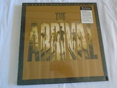 The Arrival ~ Laserdisc ~Special Edition - PSE 97-101   ***New Sealed***