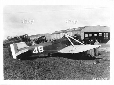 Aircraft Photo Loening Pulitzer Trophy Racer Winner Air Park Monoplane Racing 20
