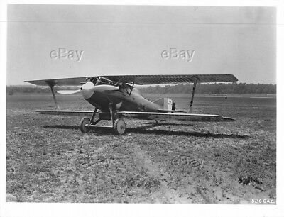 Vintage Aircraft Photo Verville Packard Gordon Bennett Race Racer Racing Usaf Vc