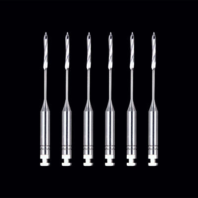 1 Pack Dental Endo Root Canal Engine Use Peeso Reamer Stainless Steel 32mm 1#-6#