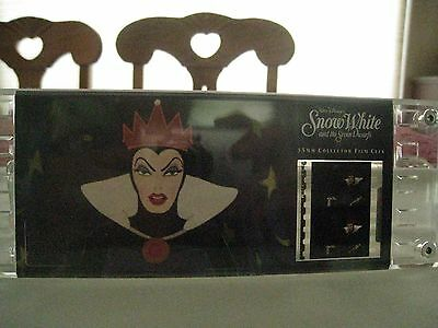 NEW SNOW WHITE DISNEY'S-EVIL QUEEN EDITION - 35mm COLLECTION