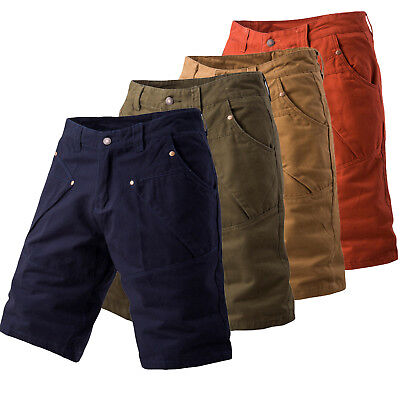 Mens Summer Cargo Shorts Casual Military Combat Army Hiking Work Pants Trousers