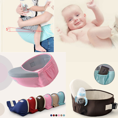 BABY INFANT TODDLER CHILD CARRIER SEAT WAIST BELT HIP SEAT STOOL Available