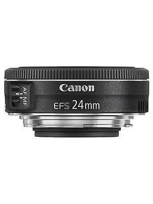 Canon EF-S 24mm f/2.8 STM Lens (ML2524)