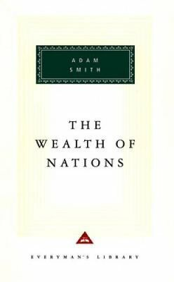 The Wealth Of Nations by Adam Smith 9781857150117 (Hardback, 1991)