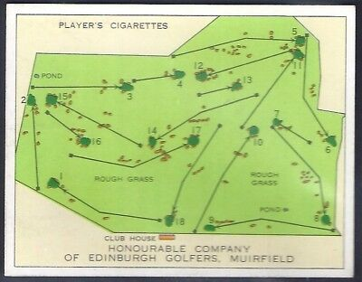 Players-Championship Golf Courses-#03- Company Of Edinburgh Golfers Muirfield