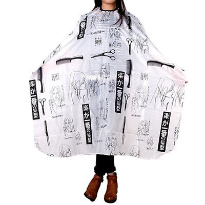 Salon Barbers  Hair Cut Hairdresser Cape Hairdressing Cloth  Barber Gown Cape