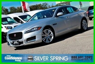 2016 Jaguar XF Premium 2016 Premium Used 3L V6 24V Automatic RWD Sedan Moonroof