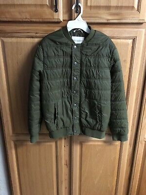 Tucker + Tate Olive Green Winter Coat Size 14/16: Brand new Condition!