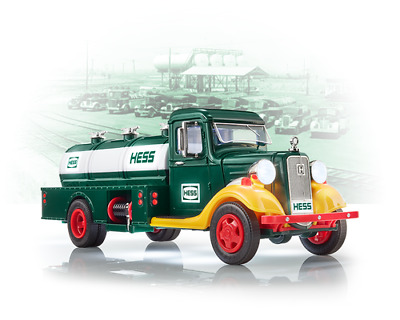 2018 Hess Collectors Edition~ 85th Anniversary First Hess Truck~Low Production
