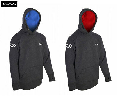 All Sizes Available Blue or Red Brand New 2018 Daiwa Hoody Hoodie