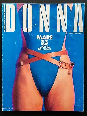 Donna Mare 83 - International Fashion Magazine Nr. 34