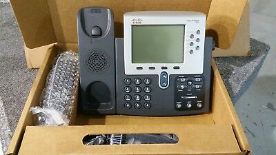 CISCO CP-7962G 7962G 6 Button SCCP VoIP PoE Phone Stand
