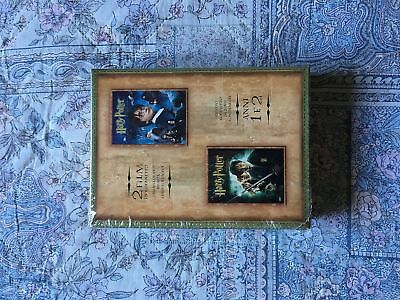 Harry Potter Magic Box 2 Cofanetti 4 Dvd Nuovo Rarissimo