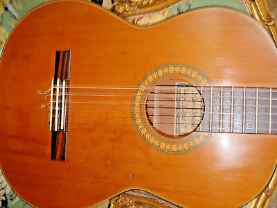 Kiso Suzuki Vintage Accoustic guitar (Made in Japan) - from 1960's