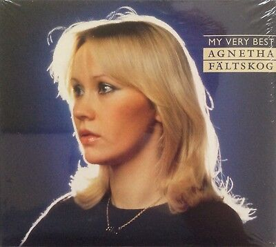 AGNETHA FALTSKOG Swedish Double CD Digipack 2008 *ABBA New Sealed MINT A