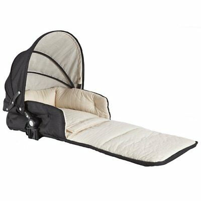 Valco Baby Single Tri-Mode Husssh Bassinet Hot Chocolate Brown NWT