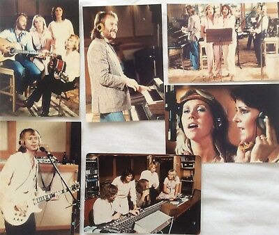 ABBA 'Gimme, Gimme, Gimme' related Photo Set *Mamma Mia Frida Agnetha SOS