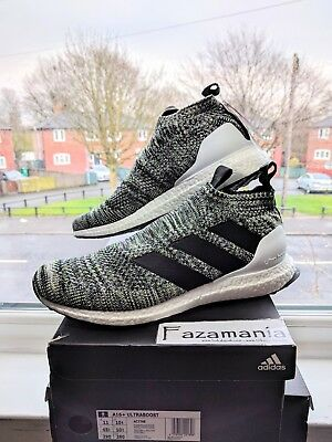 finest selection 28923 41593 Adidas ACE 16+ PureControl Ultra Boost Grey ORIGINAL AC7749 Size UK 11  10