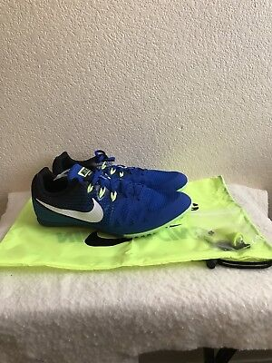 huge discount e3d2e bedc9 New Nike Zoom Rival M Men s Track Field Sprint Spikes Shoes Size 11.5 806555 -413