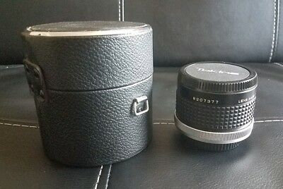 Tokina RMC Doubler Teleconverter 2X for Pentax P/KA Mount (Case included)