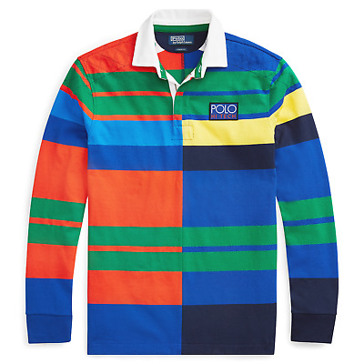 Men's Polo Ralph Lauren Hi-Tech Classic Fit Rugby Shirt Small | palace supreme