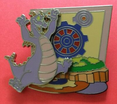 DISNEY WDW - Find-A-Pin Series  - Figment September NEW ON CARD