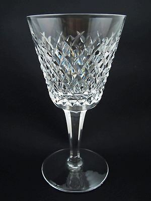 """ALANA by WATERFORD Crystal 5 7/8"""" Claret Red Wine Glass MULTIPLE AVAILABLE"""