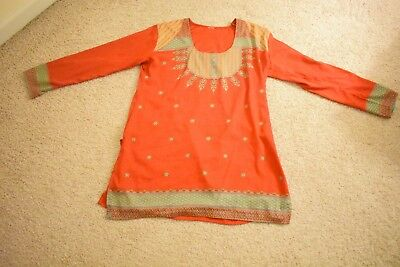 Red Colored Kurti
