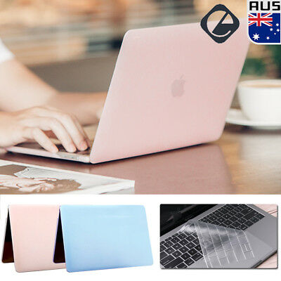 "For 2010-2018 MacBook Air 13"" A1466 A1932 Rubberized Hard Case Keyboard Protect"