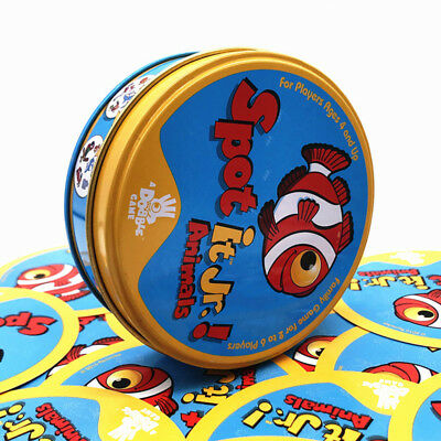 Spot It Find It Board Card Game For Kids Family Gathering Birthday Fun Party Toy