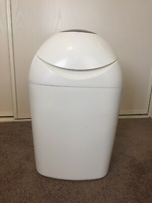 Sangenic Disposable Nappy Disposal Bin With One Bag Cassette Installed & Ready