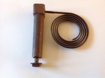 """Clock Chime Gong 3.5X3.5""""  Antique Mantle Clock Spare Part"""
